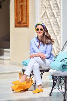 j'adore les Gommino – Anne Catherine Langevin – 29 giugno Loafers For Women Outfit, Loafers Outfit, Casual Chic Outfits, Preppy Mode, Preppy Style, Look Fashion, Fashion Outfits, Womens Fashion, Minimale Kleidung