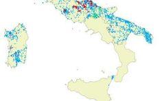Amianto, la mappa con lo stato delle bonifiche #amianto #bonifiche