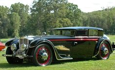 1932 Bucciali TAV 12. #Cool #Cars