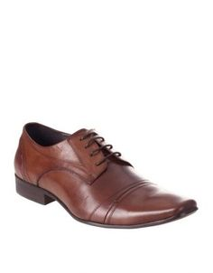 Windsor Smith James Brown Leather Shoes