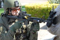 FBI SWAT Team | M4 Commando