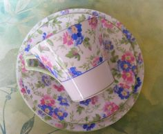 The Chintz Tea Cup