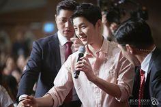 Song Joong Ki - fan meeting in Soul Korean 2016