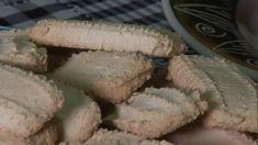 Moradora de Paranavaí ensina a preparar receita de bolacha de nata com coco Cookies, Pork, Pizza, Cheese, Bananas, Homemade Crackers, Drop Cookie Recipes, Fried Donuts, Conch Fritters
