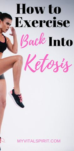 How to use Interval training to get back into ketosis and accelerate weight loss. #Keto exercise plan #Keto exercise fitness #Keto excercise plan #Keto cheat day