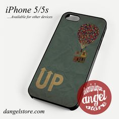 UP in poster Phone case for iPhone 4/4s/5/5c/5s/6/6 plus