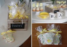 Adorable onsie cookie favors!   #cutebabyfavors #babyshowerideas http://www.nashvillewraps.com/baby-gift-wrap-bags/showpage.ww?page=babypackaging