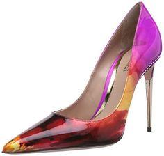Sebastian S6550 - Zapatos de tacón para mujer, color pink (vertiefux), talla 36 a 41  #Moda #Zapatos #Shoes #Heel