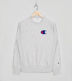 Champion Reverse Weave All Over Print - find out more on our site. Find the freshest in trainers and clothing online now.