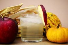 A cocktail of fall flavors!  THE CIDER DELIGHTER  1 1/2 oz Vikingford Vodka 1/2 oz Fresh Lemon Juice 1/2 oz Allspice Dram 1 1/2 oz Sparkling Apple Cider 1 dash BAked Apple Bitters  #cocktail #mixology #drink #recipe