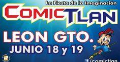 Comictlan LEON 2016 - Guanajuato, México, 18 y 19 de Junio 2016 ~ Kagi Nippon He ~ Anime Nippon-Jin