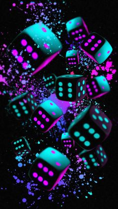 Dices IPhone Wallpaper - IPhone Wallpapers
