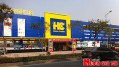 Làm bảng hiệu đẹp cho cửa hàng điện máy ở TPHCM - Minh Trí Website