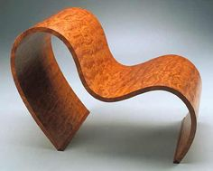 Ribbon Chair by Richard Judd: Wood Chair available at www.artfulhome.com