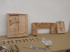 www.akademie-geras.at Olaf, Frame, Home Decor, Gera, Wood Carvings, Nice Asses, Homemade Home Decor, A Frame, Frames
