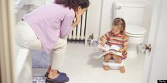 A Definitive Potty Training Guide -- Sort Of
