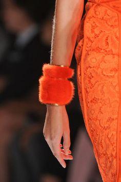 J. Mendel at New York Fashion Week Spring 2013 - Details Runway Photos