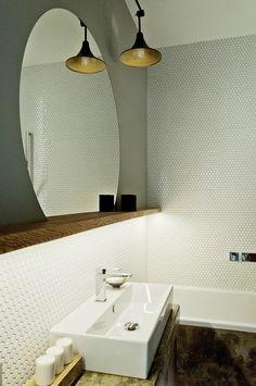 mieszkanie pod Wawelem 50 m² - projekt i...