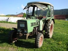 Remember? #Fendt tractor back in the 70s! For more recent Fendt #tractors, visit our website at http://www.agriaffaires.co.uk/used/farm-tractor/1/4032/fendt.html