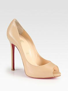 Christian Louboutin on Pinterest | Patent Leather, Cork Wedges and ...