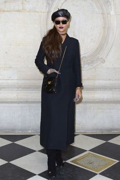 The 10 best dressed celebrities of the week: Paris fashion week edition