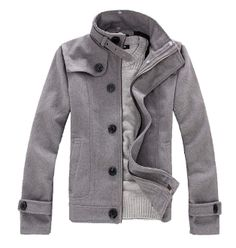 Men's Woolen Jacket (on sale for $39.95)   Cool Gifts For Guys   THE MINDFUL SHOPPER