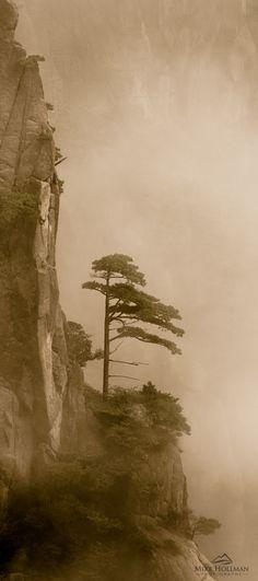 China: Huangshan (Yellow Mountain), China. www.MikeHollman.com
