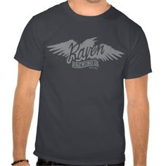 Raven Brewing Company T-shirts