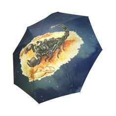 Scorpion Foldable Umbrella. FREE Shipping. FREE Returns. #umbrellas #scorpio
