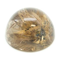 Talismans or Amulet Color Energy Goddess Healing Gems And Minerals, Crystals Minerals, Stones And Crystals, Half, Rutilated Quartz, Fossils, Geology, Natural Gemstones, Brain