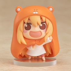 """Himouto! Umaru-chan"" Doma Umaru Signature Pose by Good Smile Company announced"