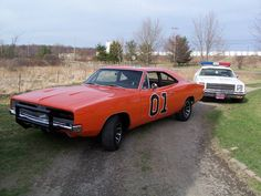 General Lee & the Smokey
