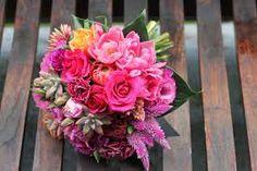 flannel flower bouquet - Google Search
