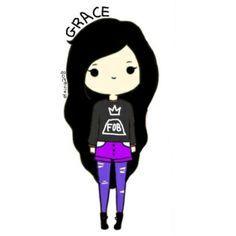 meu nome é Grace