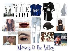 """Moving to the valley"" by klks-1 ❤ liked on Polyvore featuring Kershaw, Cole Haan, LE3NO, NIKE, Vans, LASplash, sandlot, BennyxNatalya and bennythejetrodriguez"