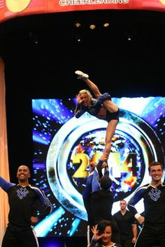 Cheer Athletics Wildcats The Cheerleading Worlds 2014