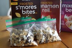 S'Mores Cereal Trail