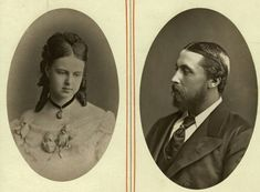 Maria Alexandrovna and Prince Alfred around the time they met - Category:Alfred, Duke of Saxe-Coburg and Gotha - Wikimedia Commons Queen Victoria Family, Queen Victoria Prince Albert, Princess Victoria, Reine Victoria, Victoria S, V&a Waterfront, Royal Party, Princess Alexandra, Young Prince