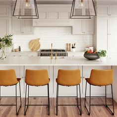 Modern Kitchen Stools We Promise You Will Not Be Disappointed At Home Decor Kitchen, Rustic Kitchen, New Kitchen, Home Kitchens, Decorating Kitchen, Modern Kitchens, Summer Kitchen, Parisian Kitchen, Space Kitchen