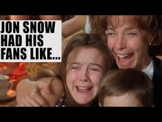 Jon Snow had his fans like... (Spoilers!) - YouTube