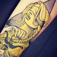 Tattoo artist Onnie O'Leary - LOVE!!!!