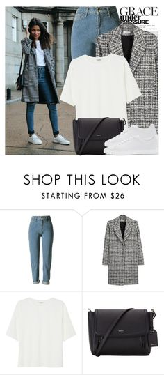 """2544. Street Style"" by chocolatepumma ❤ liked on Polyvore featuring Oris, Lanvin, Monki, DKNY and rag & bone"