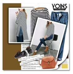 """YOINS"" by janee-oss ❤ liked on Polyvore featuring Michael Kors"