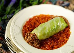 Hungarian Cabbage Rolls Recipe - Viking River Cruises