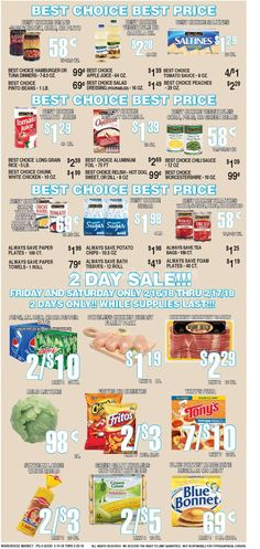 Warehouse Market Weekly Ad February 14 - 20, 2018 - http://www.olcatalog.com/warehouse-market/warehouse-market-weekly-ad.html