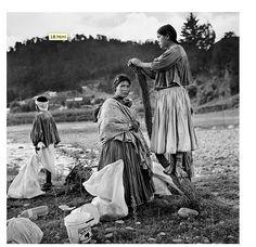 Mujeres Raramuris de la sierra Tarahumara, Chihuahua , México