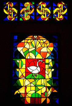door architect J. Theo Van Doesburg, Stained Glass Windows, Cube, Wall Art, Abstract, Mosaics, Holland, Lamps, Painting