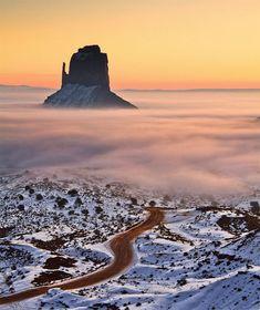 Bellezze nella Nebbia