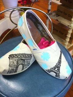 Paris Toms