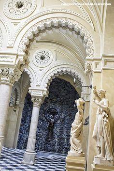 The Rácz Bath (cca 1500.) Now beautifully restored, Budapest, Hungary.